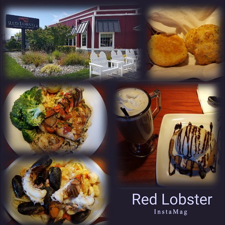 Линвуд, Вашингтон: Red Lobster