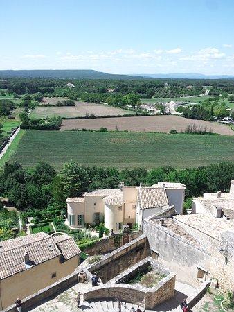 Grignan, France: Vue imprenable des terrasses