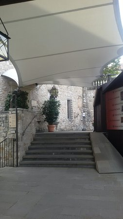 Cison Di Valmarino, Italie : CastelBrando