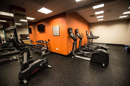 Holiday Inn Little Rock-Airport-Conf Ctr: State of the Art Gym