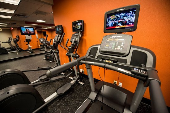 Holiday Inn Little Rock-Airport-Conf Ctr: All new equipment