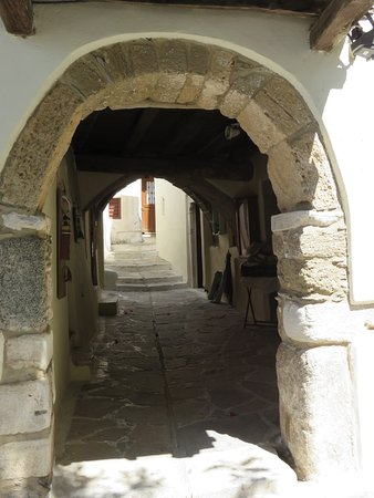 Old Town: Kastro