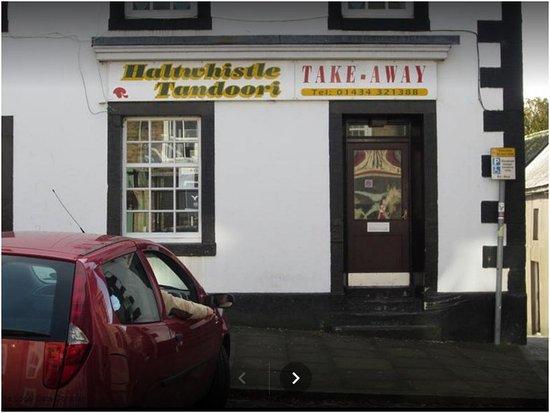 Haltwhistle, UK: This is how it looks like