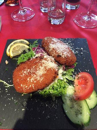 Stavelot, Bélgica: Très bon moment passé dans ce restaurant ouvert ce Lundi. Les plats proposés furent de qualité m