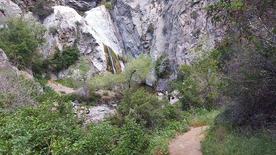 Azusa, Kalifornien: Fish Canyon Falls #lovz2hike