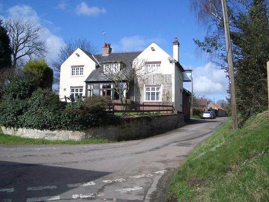 Rushden, UK: The swan,newton bromswold