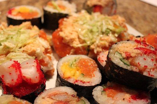 Sushi X: Miam !