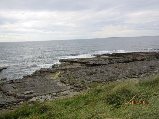 Grange, İrlanda: Spectacular view!!