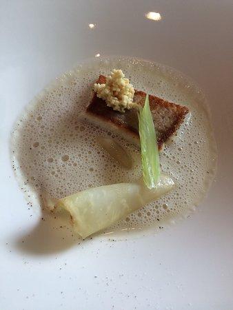Uriage les Bains, Frankrig: Restaurant Les Terrasses Uriage