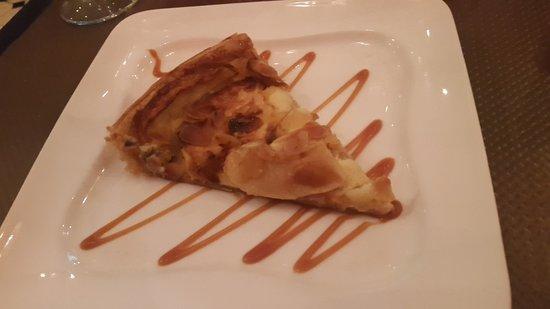 Chatillon, Francia: Dessert