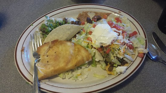Perry, OK: Jalisco Dinner