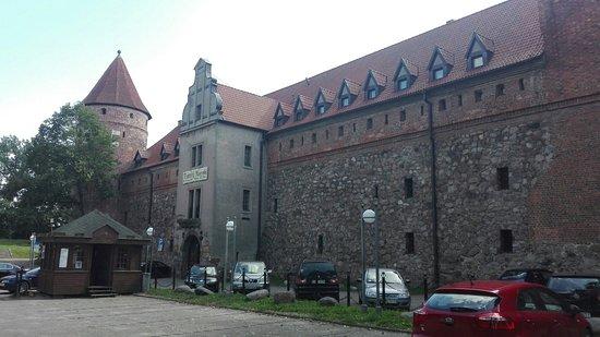 Bytów, Polska: Zamek Krzyżacki