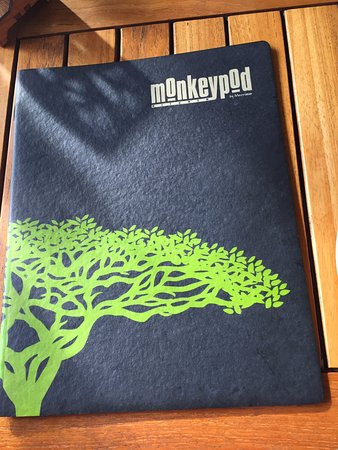 Menu! - Picture of Monkeypod Kitchen, Kapolei - TripAdvisor