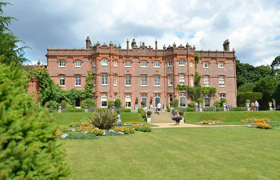 High Wycombe, UK: Hughenden Manor