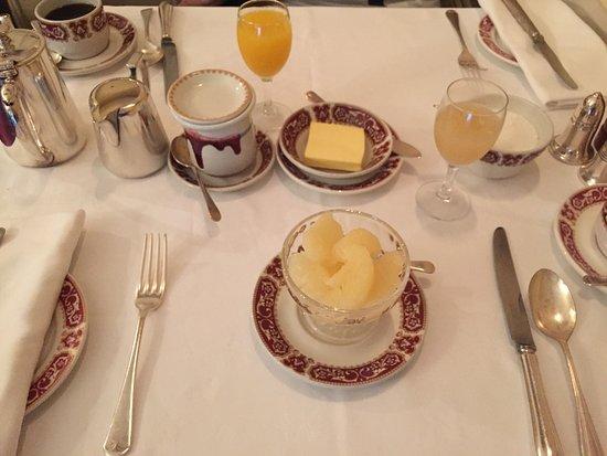 Newport, Irland: Breakfast