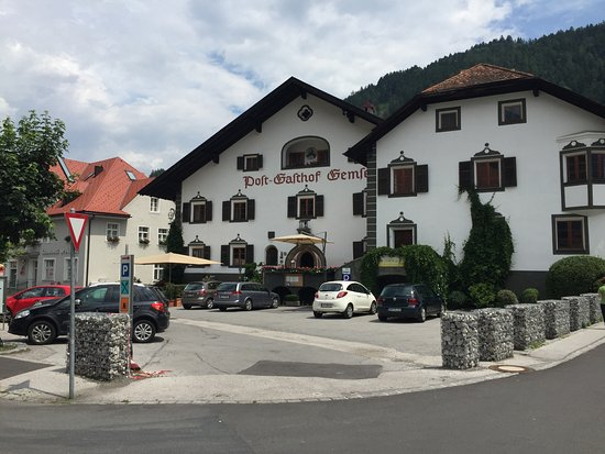 Postgasthof Gemse