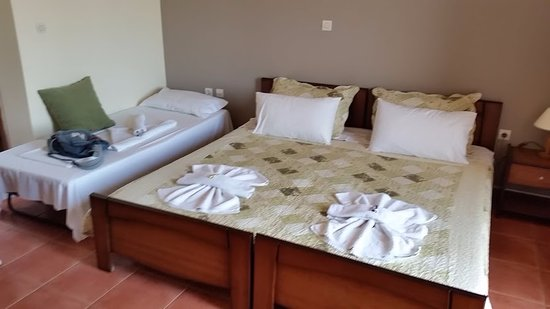 Kounopetra, Grecia: la camera