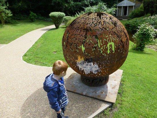 Hexham, UK: Gardens