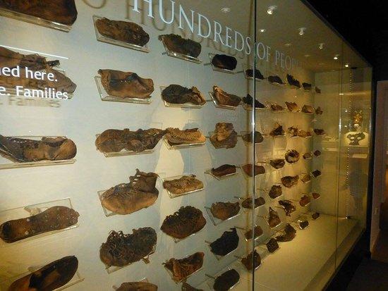 Hexham, UK: Museum