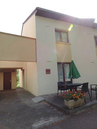 Villefontaine, França: notre appartement