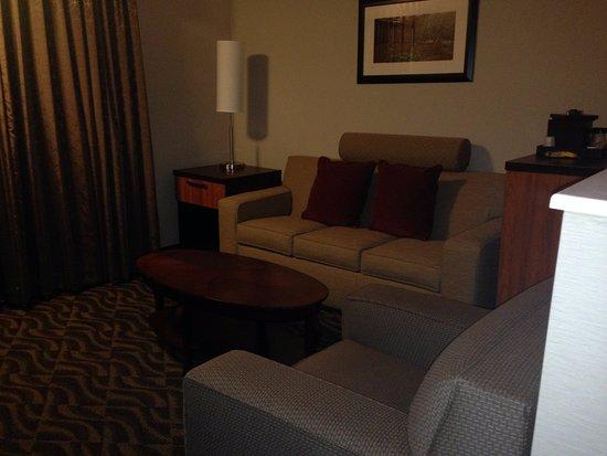 Bushkill Inn & Conference Center: Living Room Area