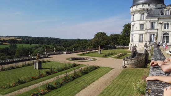 Valencay, França: Château de Valençay