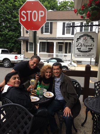 Lambertville, NJ: Food and Friends