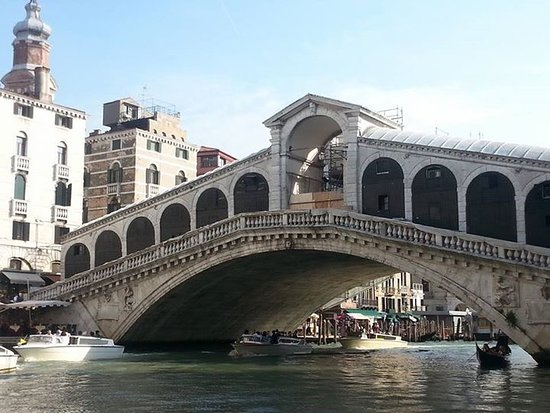 Hotel Principe Palace: Rialto bridge -Venice