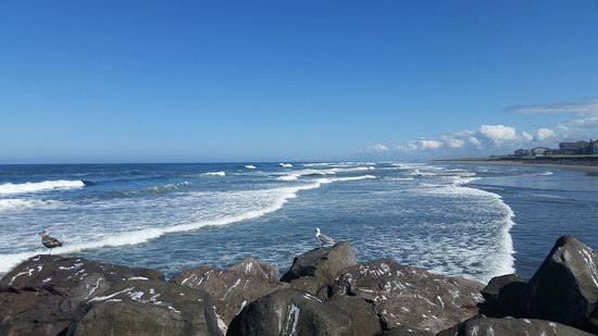 Ocean Shores, WA: North Jetty