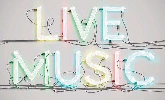 Linlithgow, UK: Live Music Here!