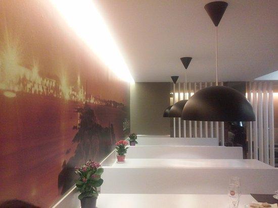 Esposende, Portugal: Restaurante Sublime.