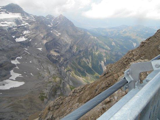 Les Diablerets, Swiss: Glacier 3000