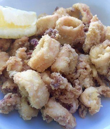 Moana, Spanje: Magnificos calamares