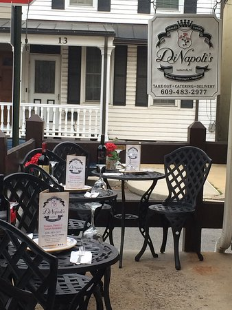 Lambertville, NJ: DiNapoli's