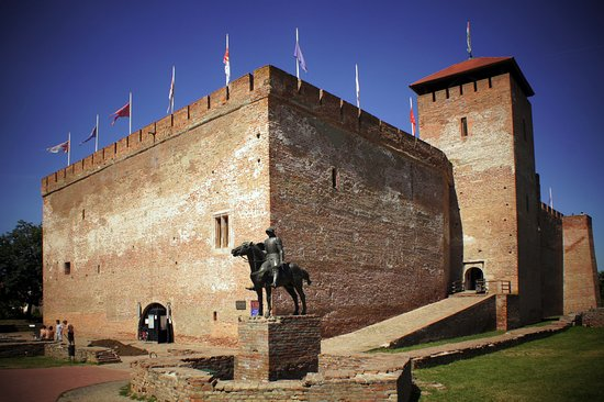 Gyulavari Castle