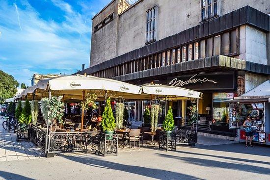 Caffe Restaurant Modena Novi Sad Menu Prices Restaurant Reviews Tripadvisor