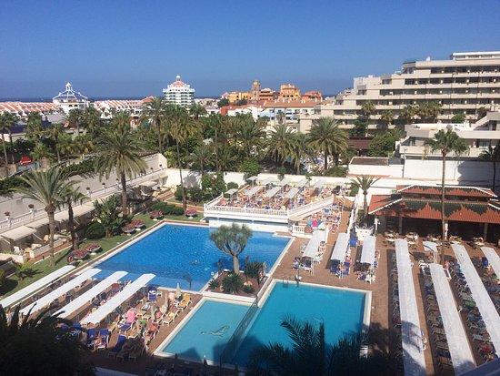 Spring Hotel Vulcano: de zwembaden