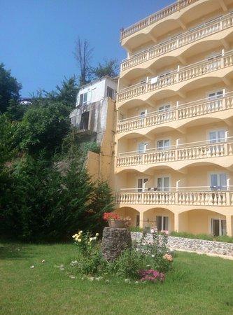 ホテル ポンティコニッシ