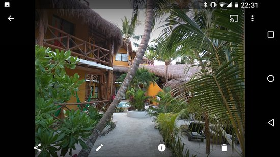 Holbox Dream Hotel by Xperience Hotels: Screenshot_20160725-223146_large.jpg