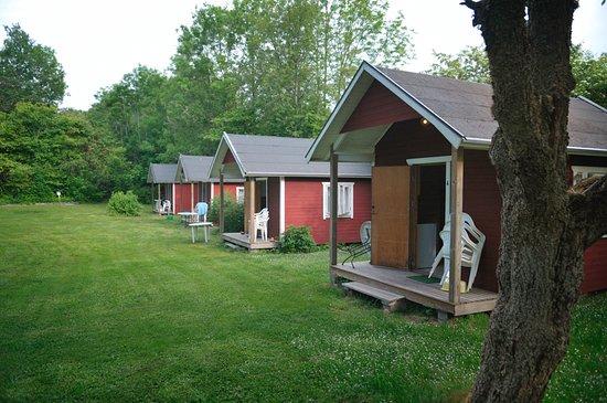 Pensionat Solgarden: Cabins at Solgarden