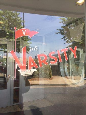 Kennesaw, GA: The Varsity Door