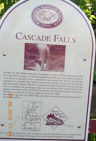 Osceola, WI: Title tells it all