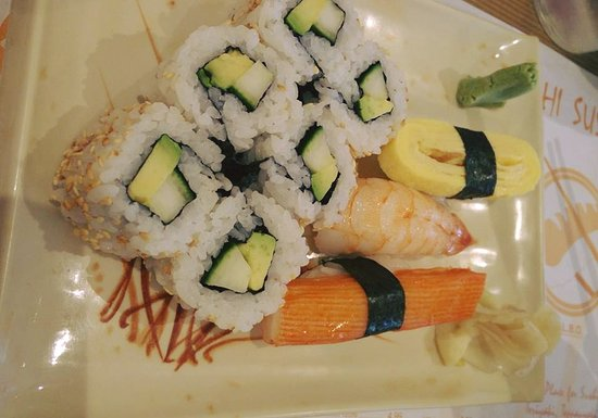 Ньюмаркет, Канада: Sushi combo