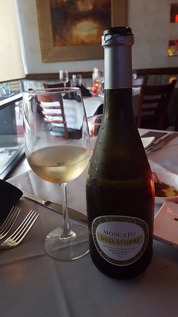 Katy, TX: Italian wine goes well with just about any food on the menu