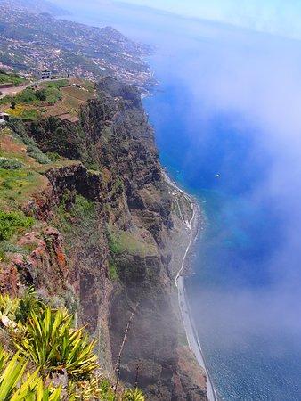 Cabo Girao: acantilado