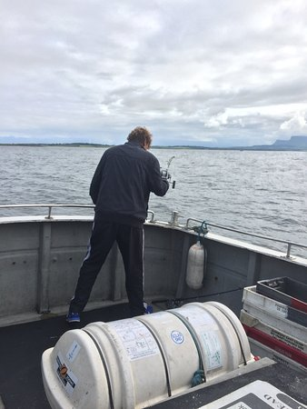 Sea Fishing Sligo