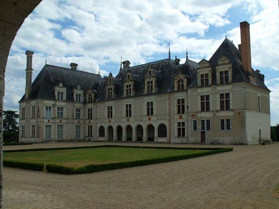 Cellettes, Francia: chateau vue de l'orangerie