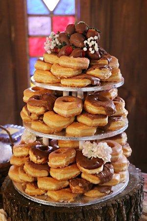 โรม, จอร์เจีย: Doughnuts