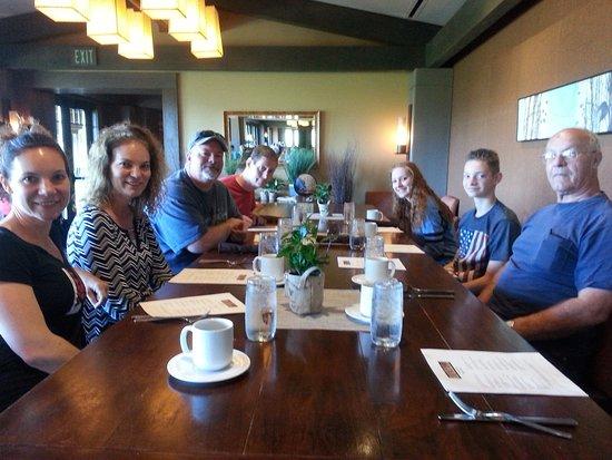 Cle Elum, WA: Breakfast at Portal's