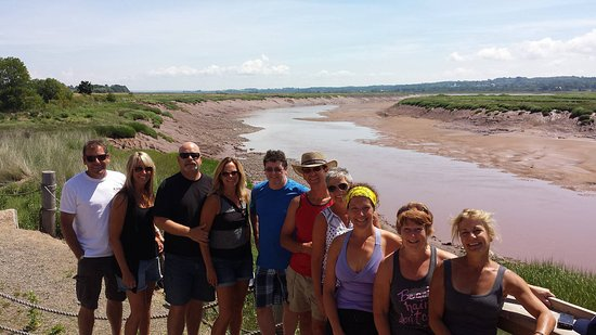 Wolfville, Canada: The beautiful dykelands for walking